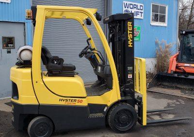 Hyster – E188 5000Lb capacity